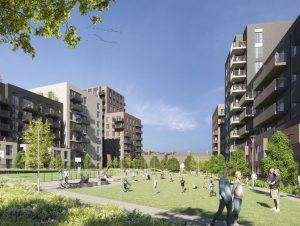 An Bord Pleanála approves planning permission for the redevelopment of the former O'Devaney Gardens site
